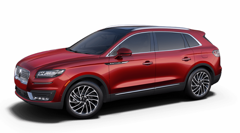 New 2019 Lincoln Nautilus For Sale at Rountree Lincoln | VIN